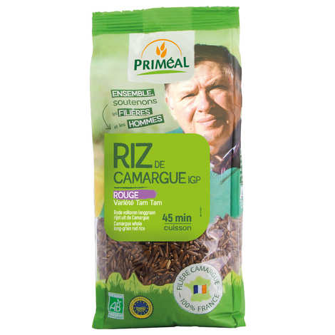 Priméal - Whole red rice from Camargue