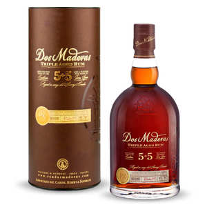 Bodegas William & Humbert - Rhum Dos Maderas PX 5+5 - 10 years old- 40%