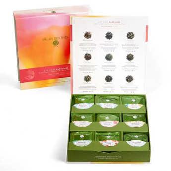Palais des Thés - Selection of Muslin Teabags - Whole Leaf Tea