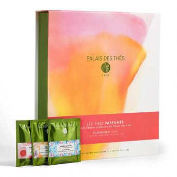 Palais des Thés - Sélection de Thés en Mousselines - feuilles entières