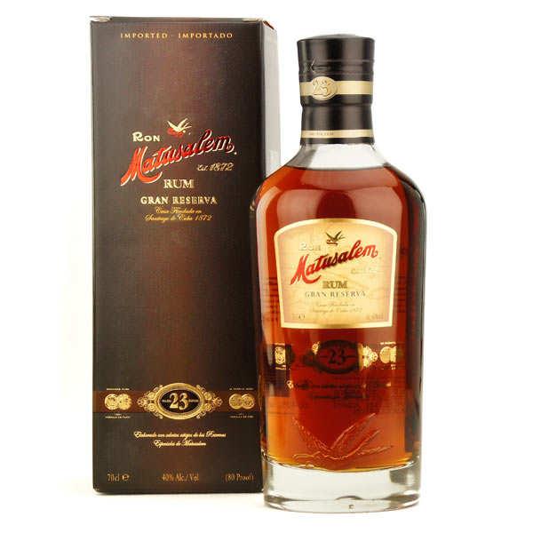 Matusalem rum - 23 years old - Gran Reserva - 40%