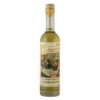 Distillerie Paul Devoille - Libertine spirit with absinthe plant extract - 55%