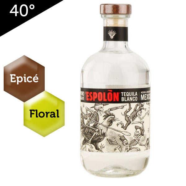 Espolon Blanco Mexican Tequila - 40%