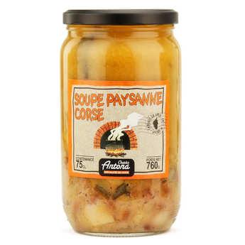Charles Antona - Corsican peasant soup