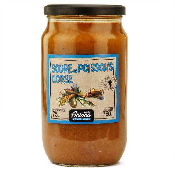 Corsican fish soup