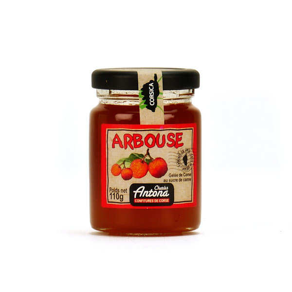 Arbouse Jelly from Corsica