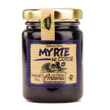 Gelée de myrte de Corse