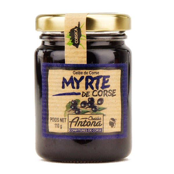Myrte Jelly from Corsica