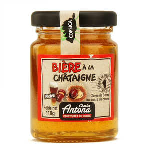 Charles Antona - Beer Jelly from Corsica
