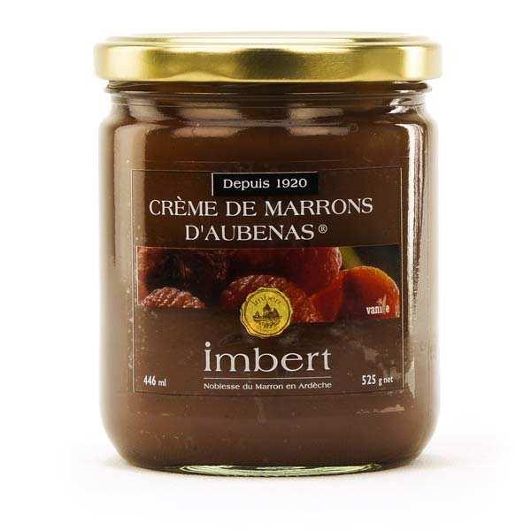Chestnut Purée from Aubenas