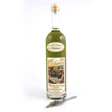 Libertine - Une cuillère à absinthe offerte - 55%