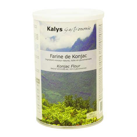 Kalys Gastronomie - Farine de konjac - Epaississant