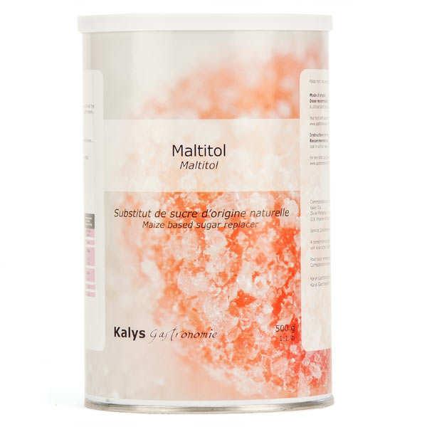 Maltitol - substitut naturel au sucre