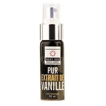 Quai Sud - Pur extrait de vanille liquide