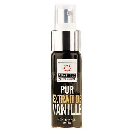Quai Sud - Pure vanilla extract liquid