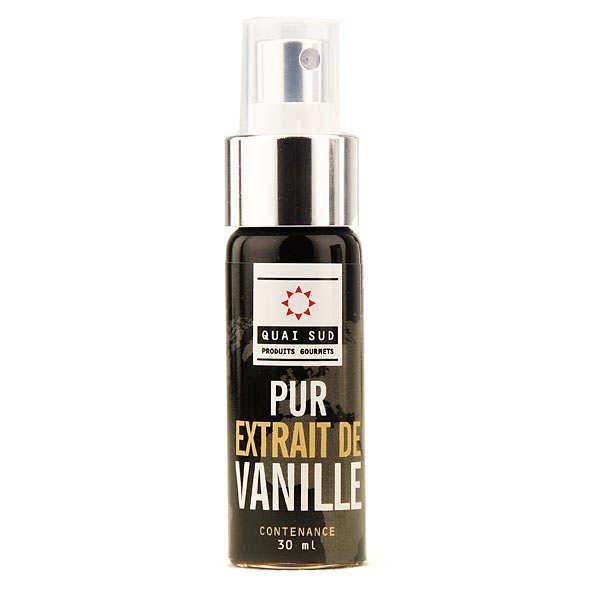 Pur extrait de vanille liquide
