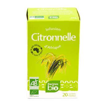 Racines - African Organic Lemongrass Herbal teas