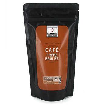 Quai Sud - Café aromatisé crème brûlée