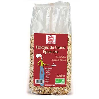 Celnat - Organic Spelt Flakes