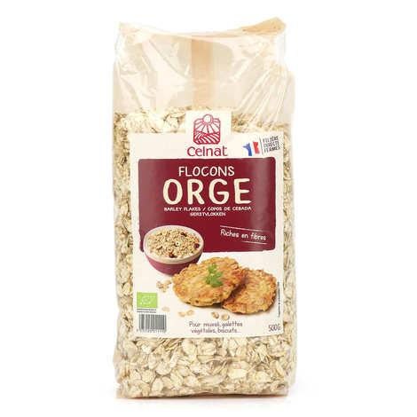 Celnat - Organic Barley Flakes