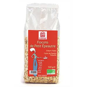 Celnat - Organic Little Spelt Flakes