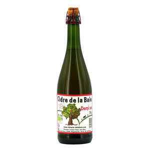 Cidrerie de la Baie - Organic Cider from Brittany - 5%