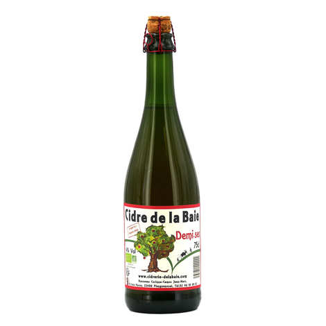 Cidrerie de la Baie - Organic Cider from Brittany 5%