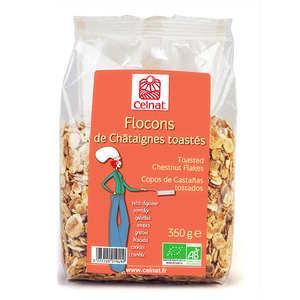 Celnat - Organic chestnuts Flakes