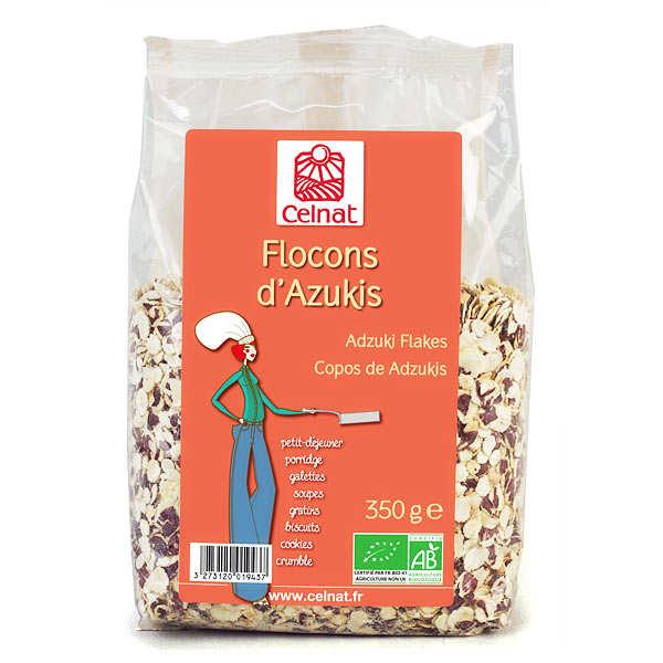 Organic Adzuki Flakes
