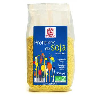 Prot ines de soja minc es bio celnat - Produit riche en proteine ...