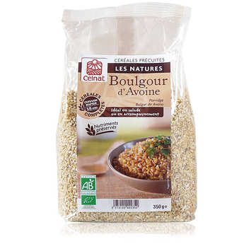 Celnat - Boulgour d'avoine bio