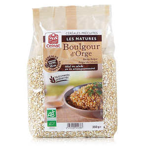 Celnat - Organic Barley Bulgur