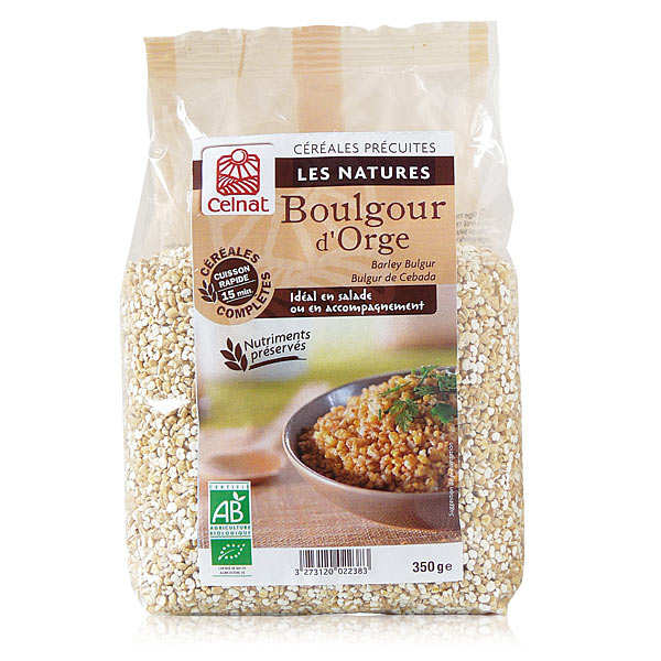 Organic Barley Bulgur