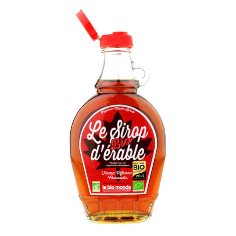 Ferme Vifranc Inc. - Pure organic maple syrup from Canada