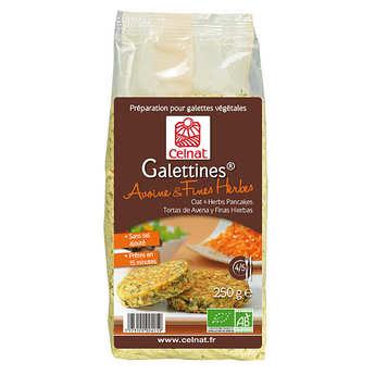 Celnat - Oats & herbs pancake mix