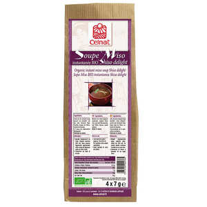 "Celnat - Organic Instant ""Shiso delight"" miso soup"