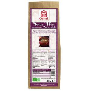 "Celnat - Organic Instant ""Shiso delight"" miso soup"