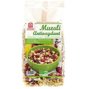 Celnat - Organic Antioxydant Muesli