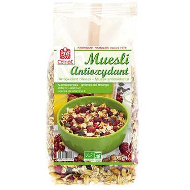 Organic Antioxydant Muesli