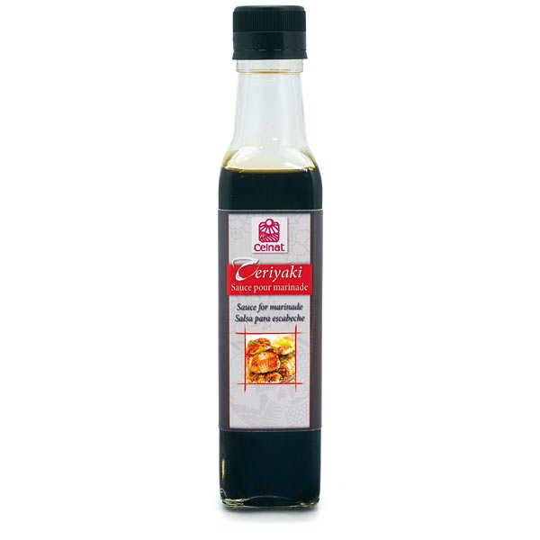 Sauce pour marinade japonaise - Teriyaki