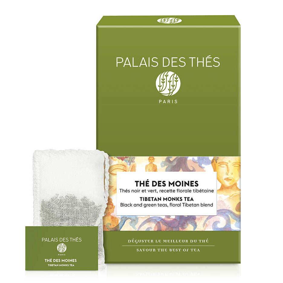 'Le Palais des Thés' - Tibetan Monks' Tea