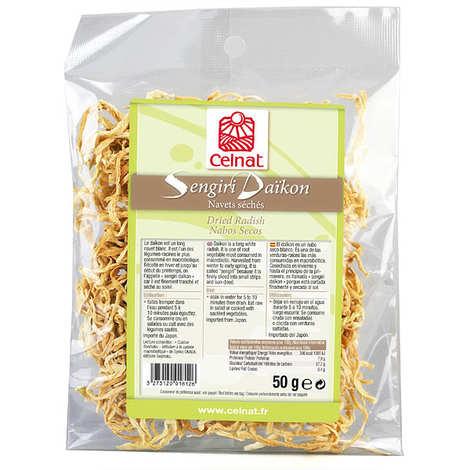 Celnat - Dried Daïkon Radish