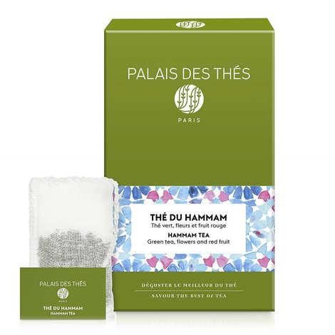 Palais des Thés - Hammam Tea - Le Palais des Thés