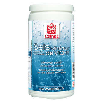 Celnat - Minerals salt from the thermal waters of Vichy