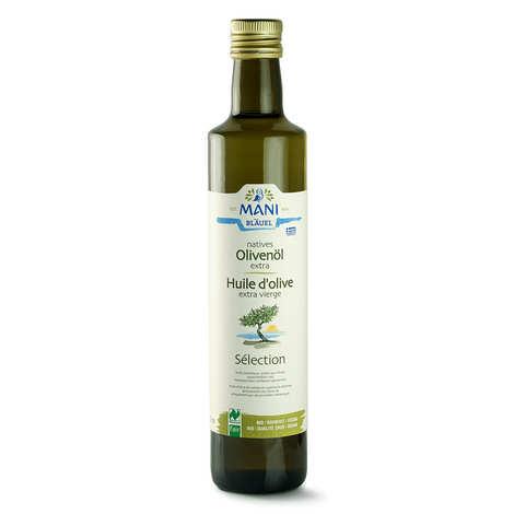 Mani Blauel - Organic Greek Olive Oil Mani Blauel