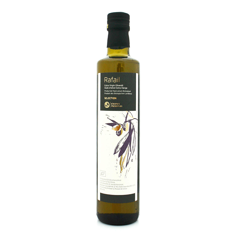 Organic Greek Olive Oil Rafail
