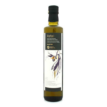 Eleones Messinias - Organic Greek Olive Oil Rafail