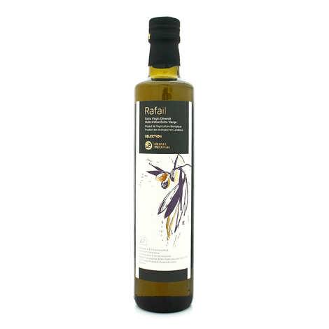 Eleones Messinias - Organic Greek Olive Oil Rafail