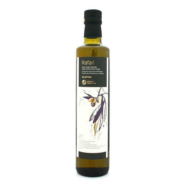 Huile d'olive bio grecque Rafail
