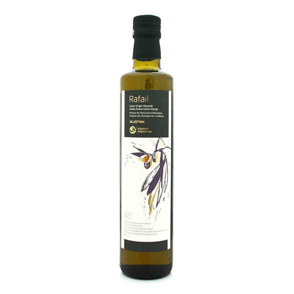 Organic Greek Olive Oil Rafail